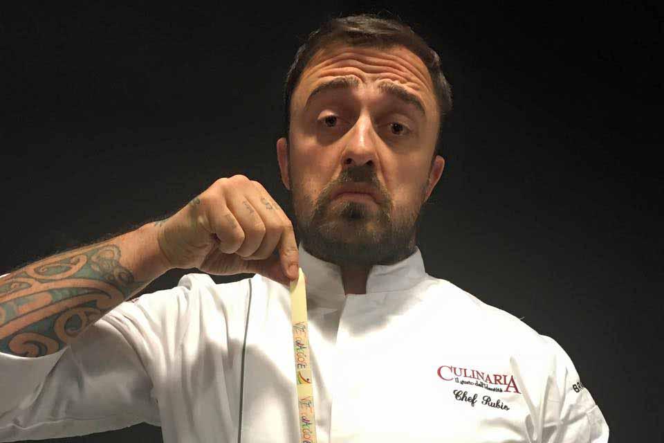Rubio chef