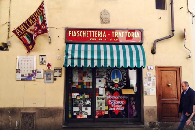 Trattoria Mario Firenze