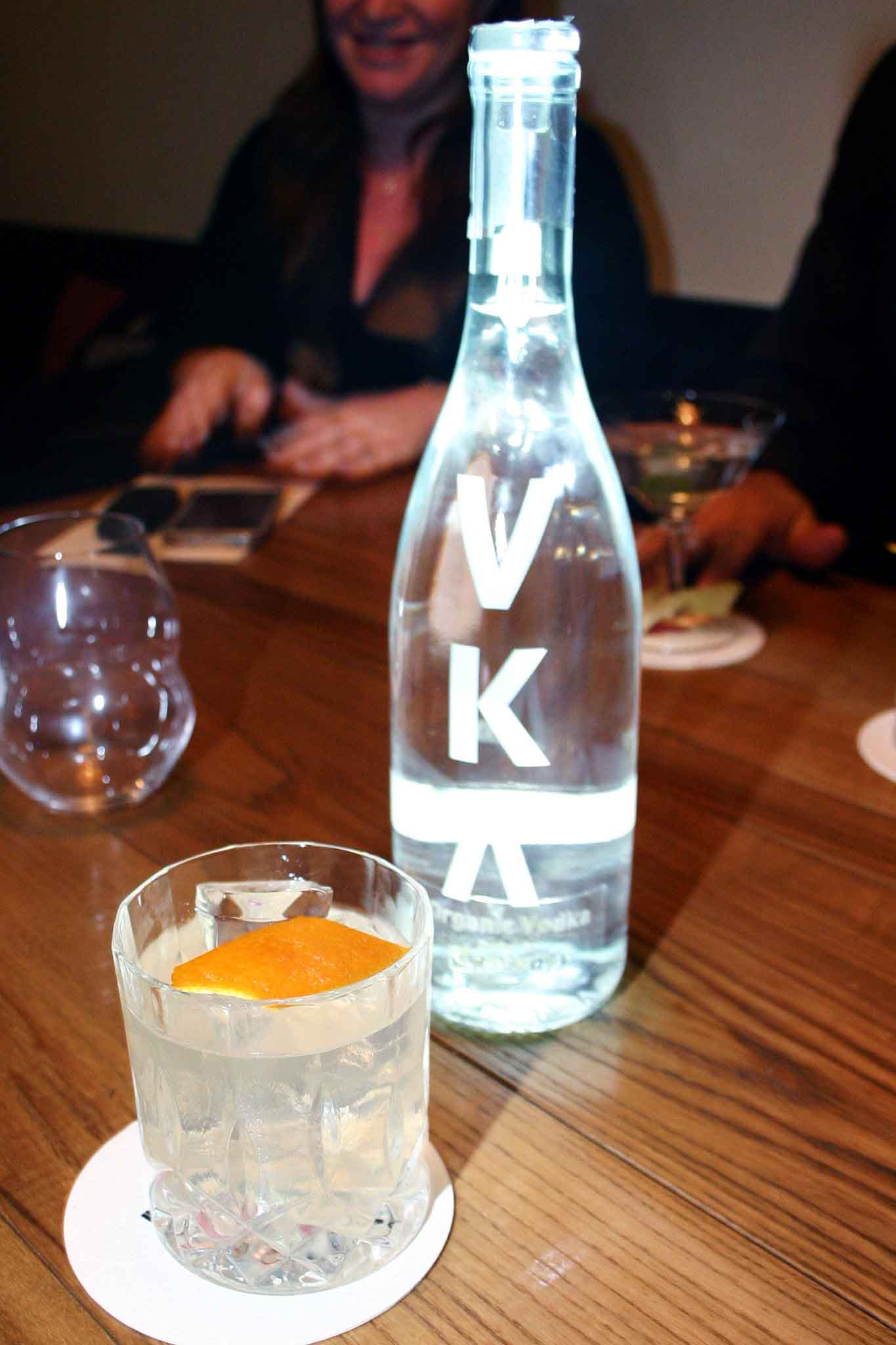 VKA vodka toscana