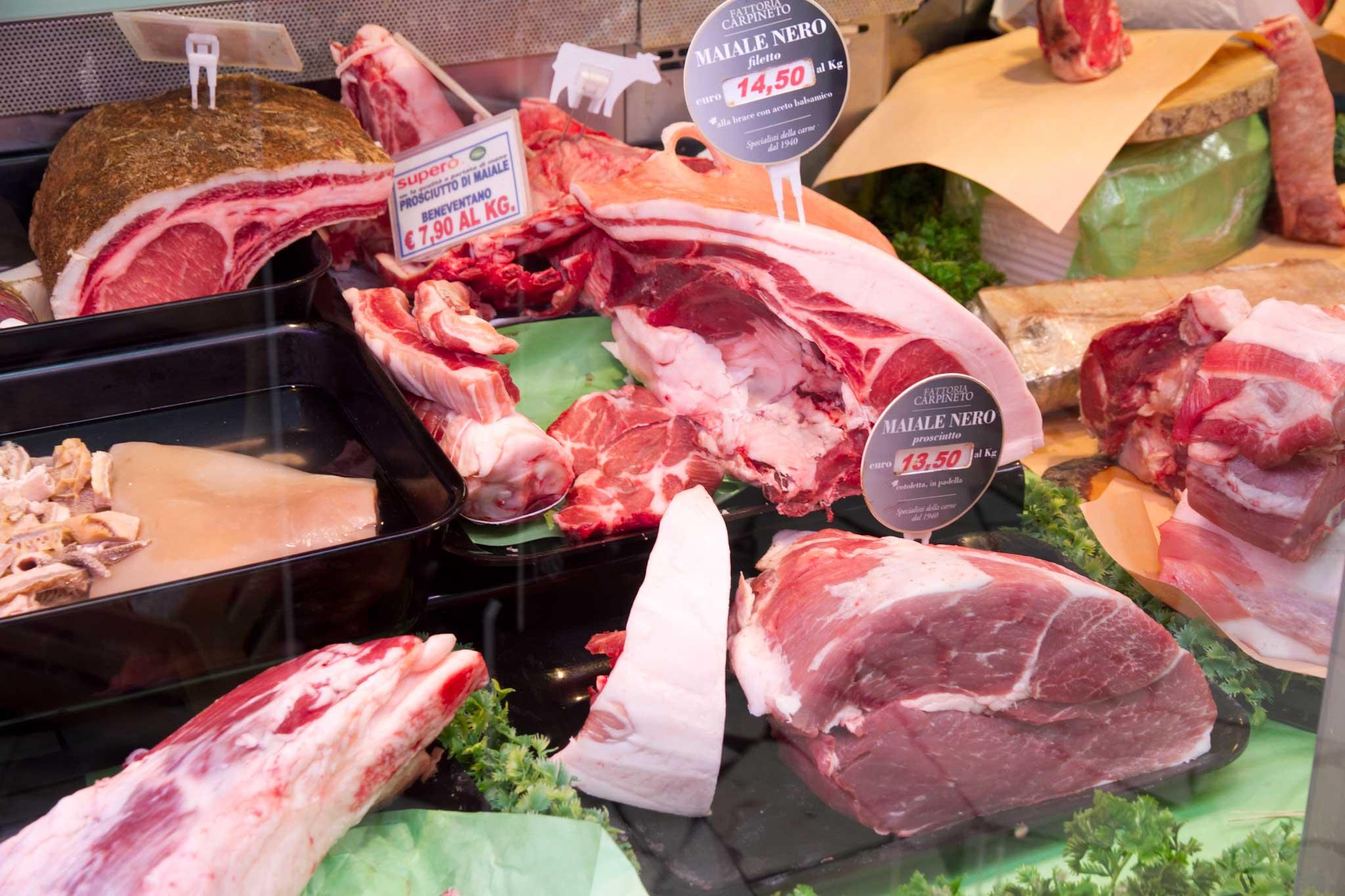 banco della carne