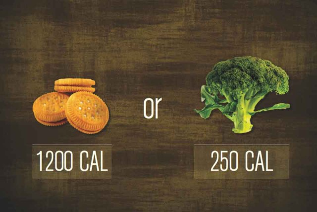 biscotti verdure calorie