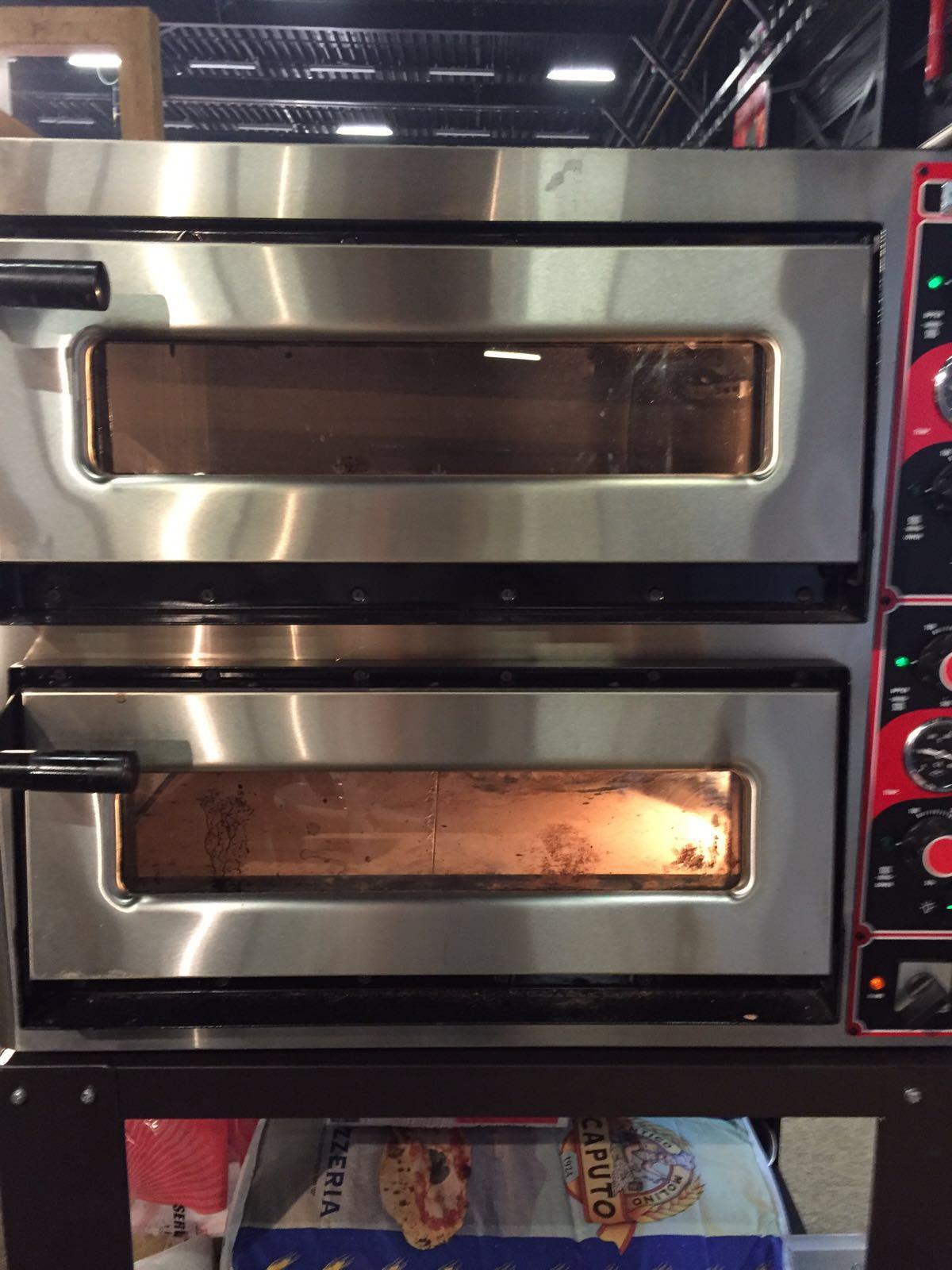 Davide civitiello supera se stesso con la pizza nel forno - Forno per pizza elettrico ...