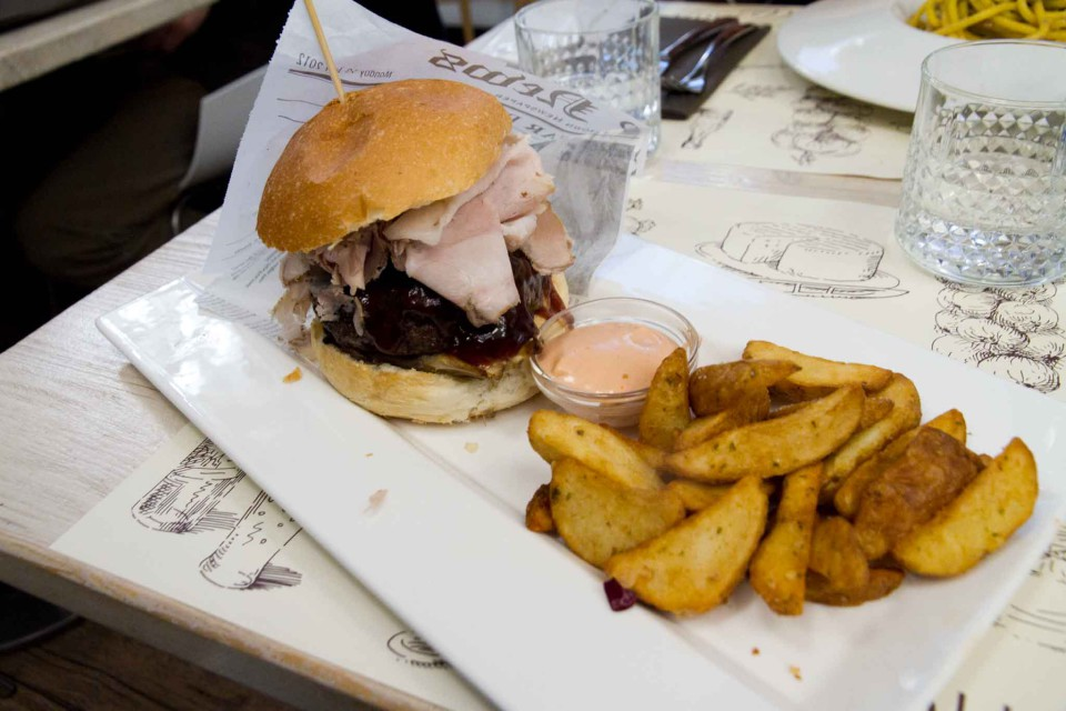 hamburger Gourmetteria