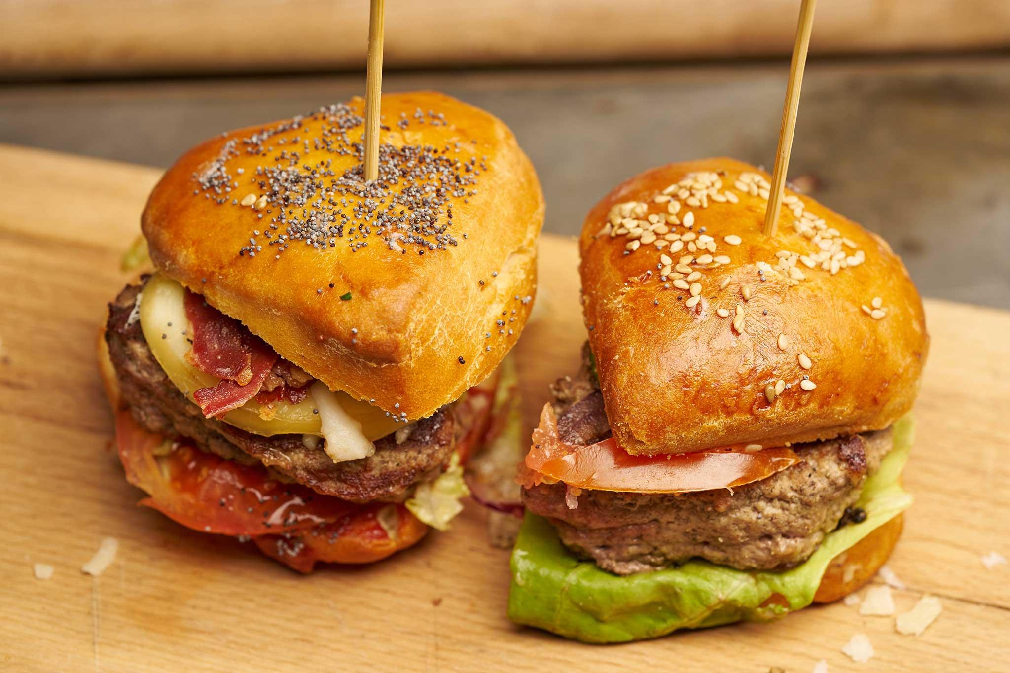 hamburger San Valentino