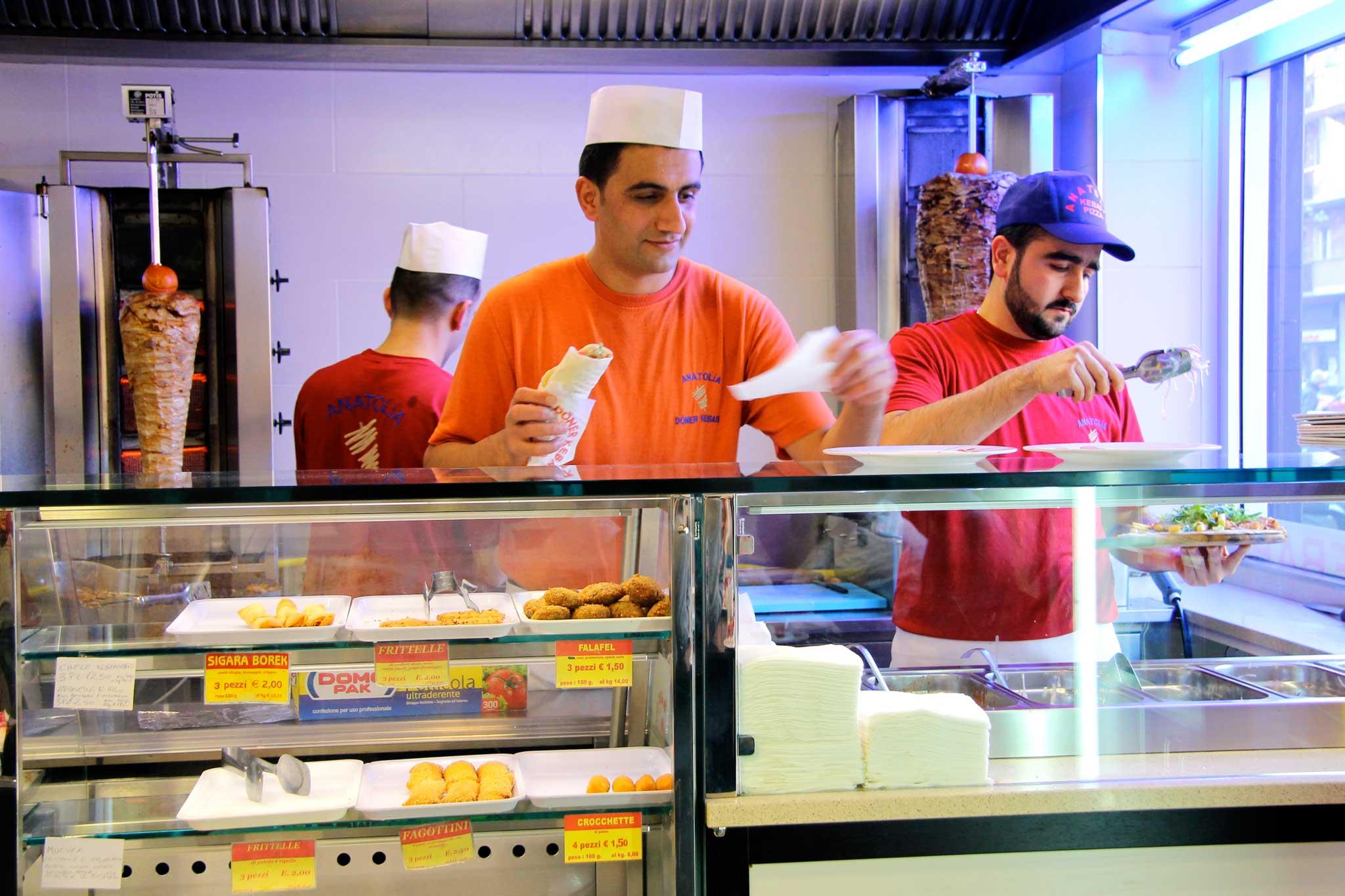 kebab Anatolia