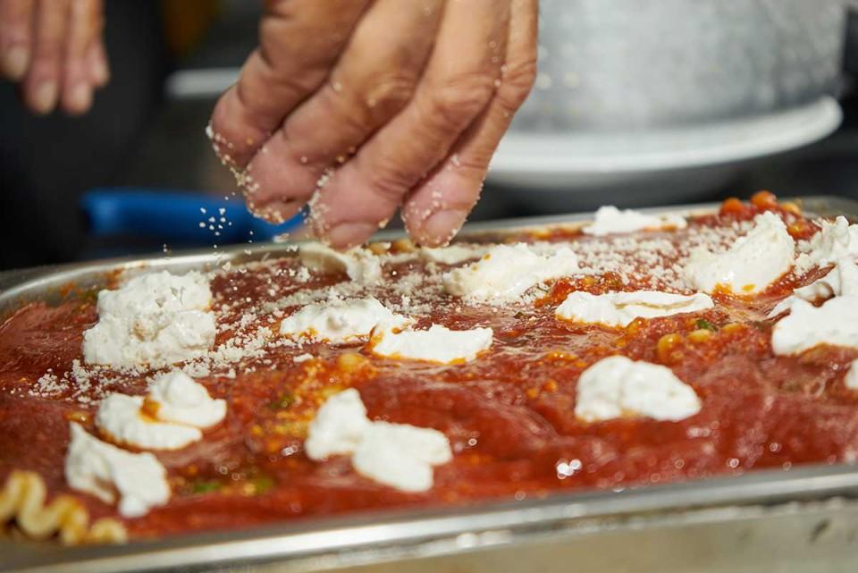 lasagna napoletana ricetta