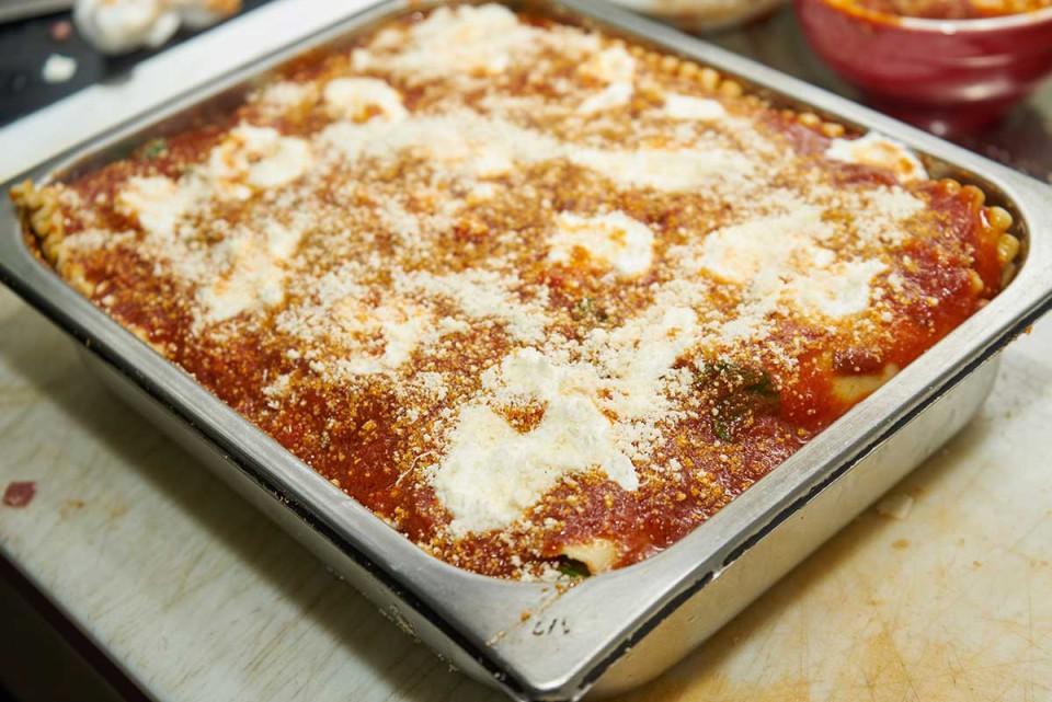 lasagna napoletana ricetta pronta