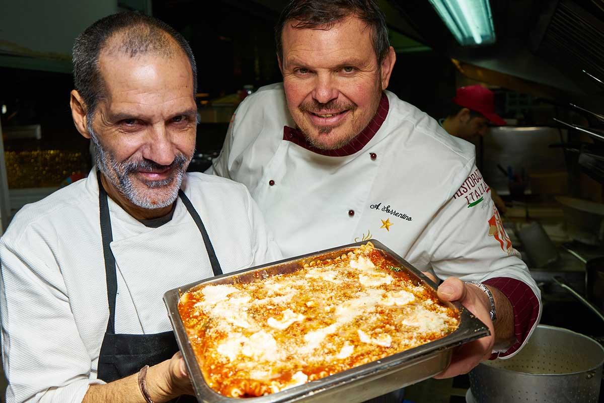 lasagna ricetta chef