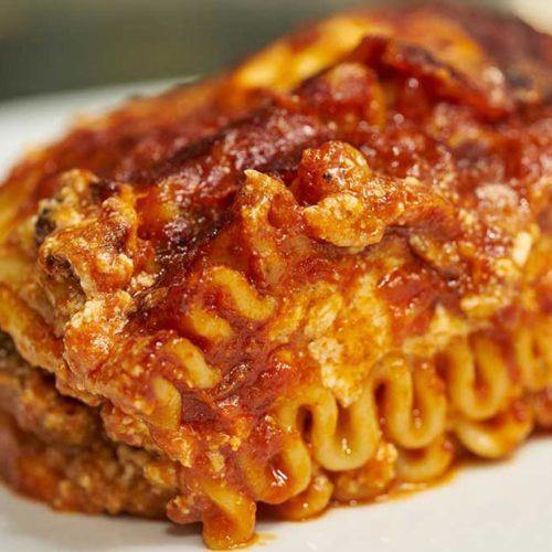lasagna ricetta perfetta