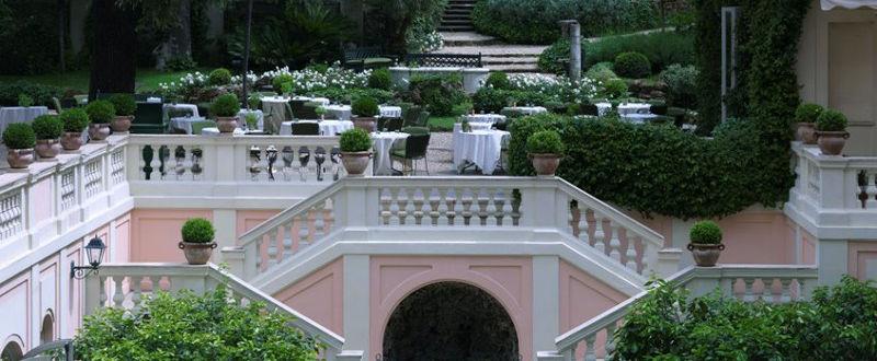 le jardin de russie