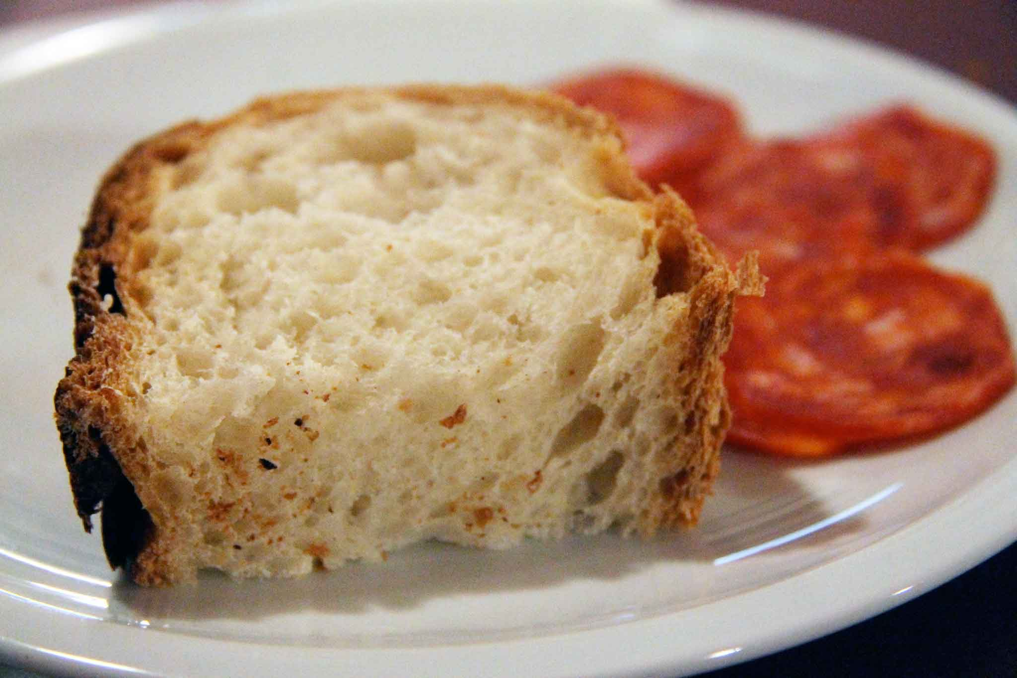 pane e salsiccia