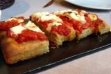 Come sono le pizze di Fulvio Pierangelini all'hotel De Russie di Roma