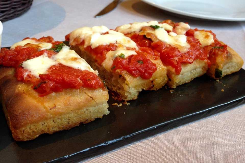 pizza Pierangelini De Russie