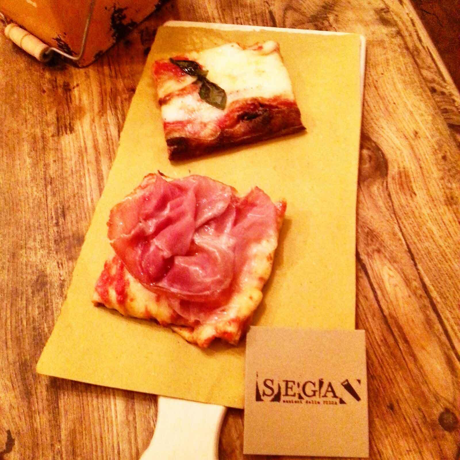 pizza Sega Bologna