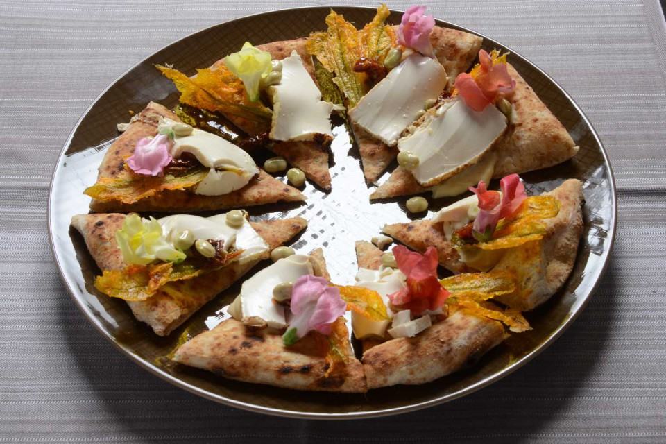 pizza gourmet Taverna Gourmet