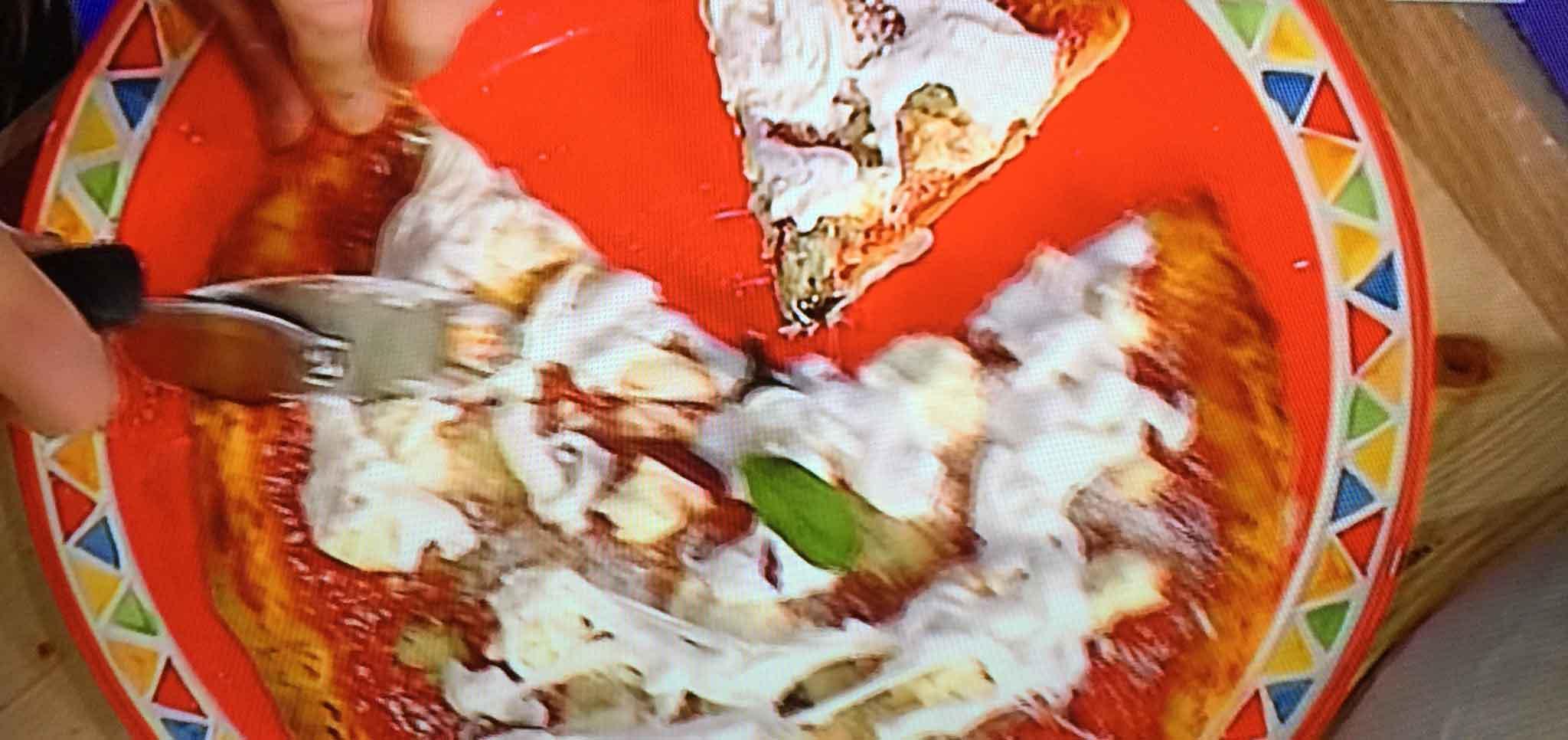 pizza ricetta casa Quattro Latti Sorbillo