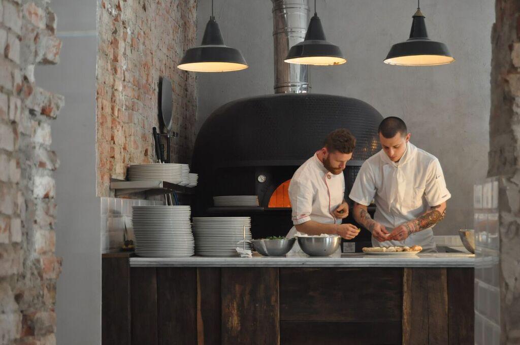 pizzeria Marghe forno