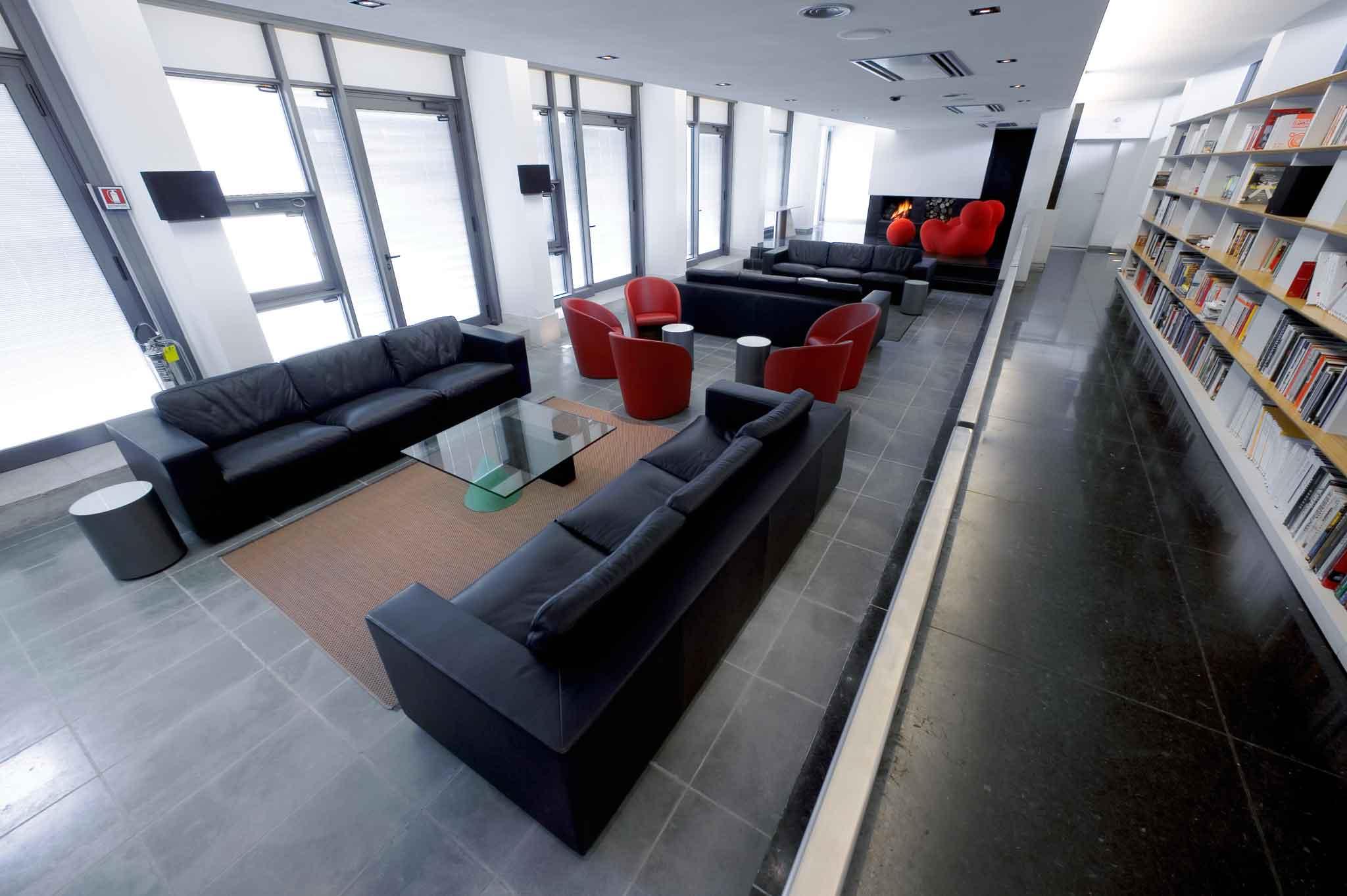 sala lobby