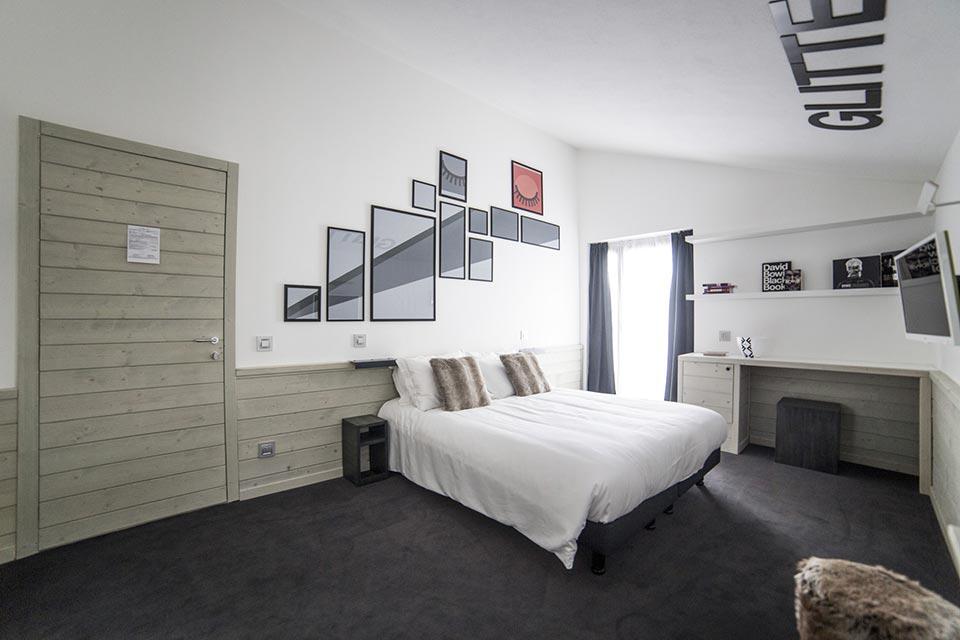 stanza hotel Super G