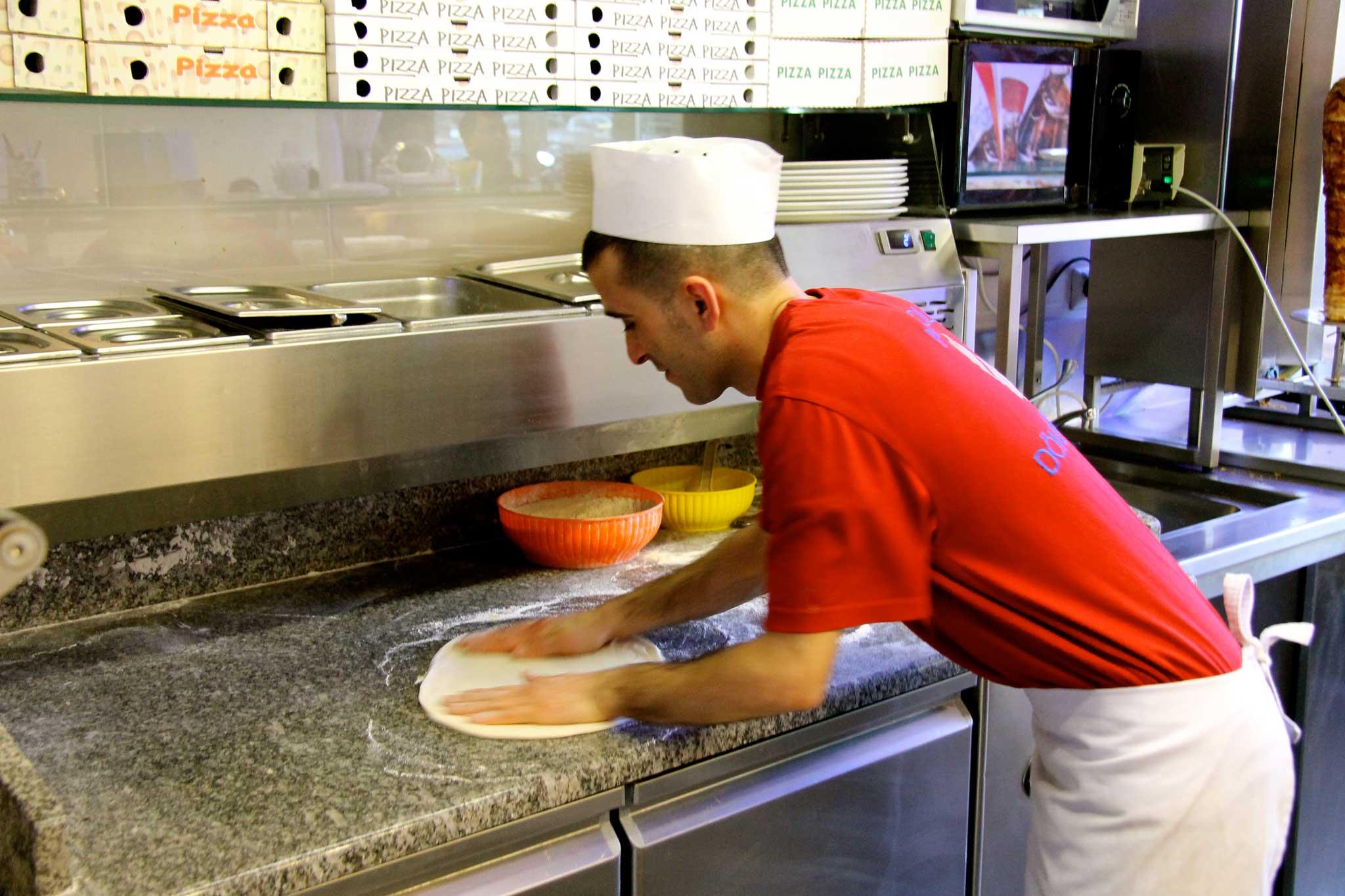 stesura Kebab