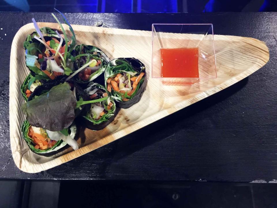 sushi raw vegan