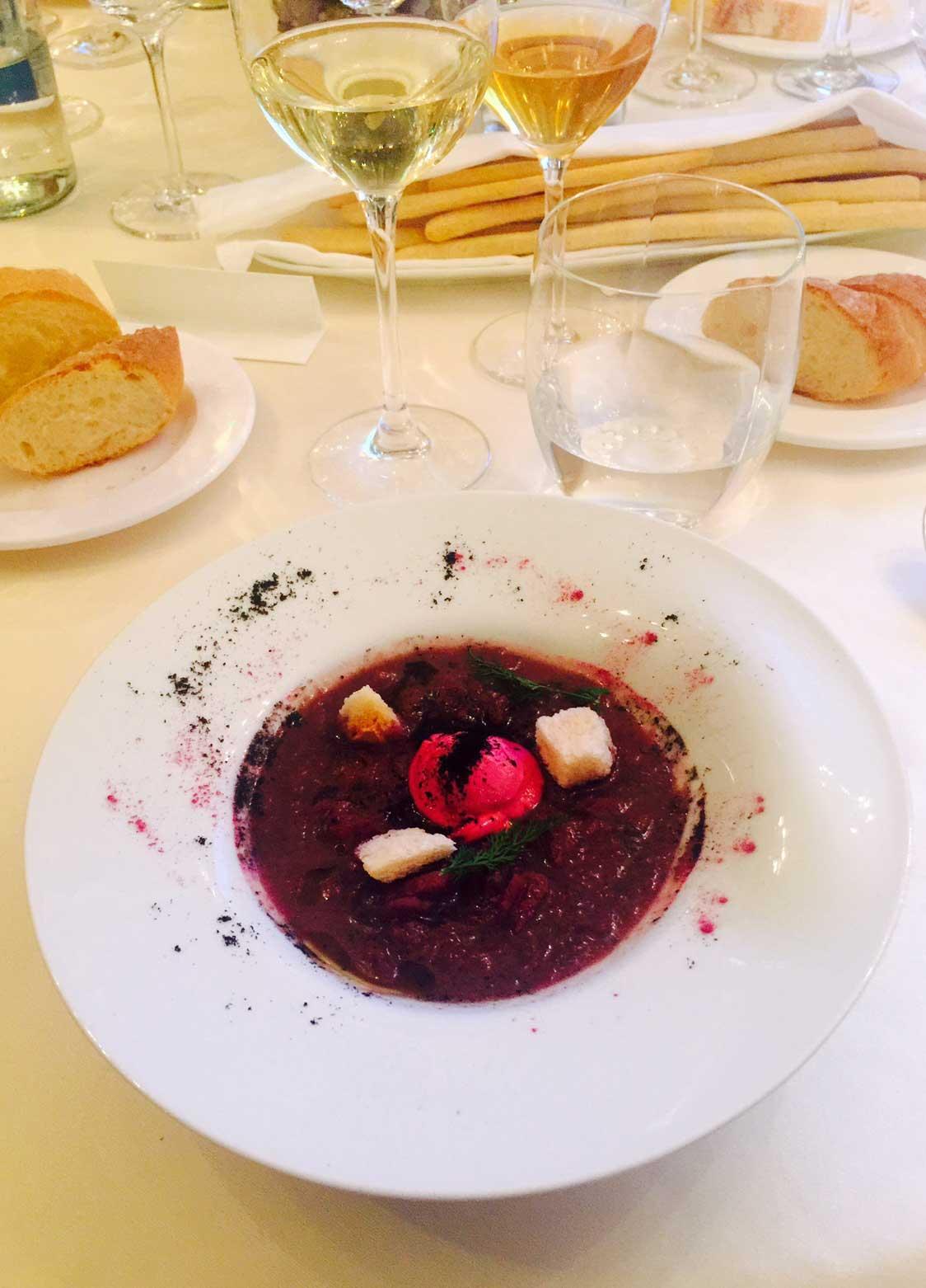 zuppa del cavolo