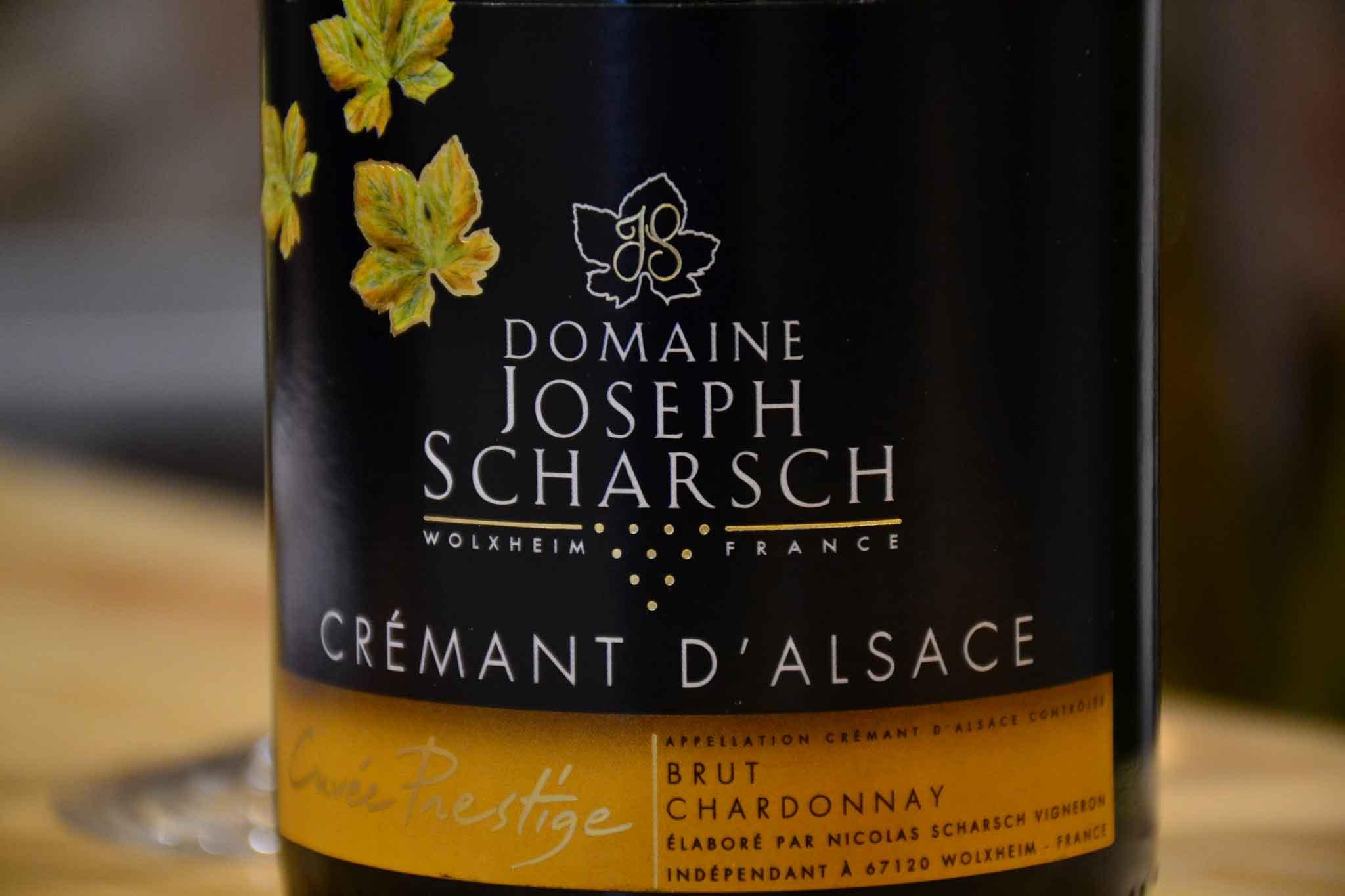 Alsazia Scharsch Crémant d'Alsace