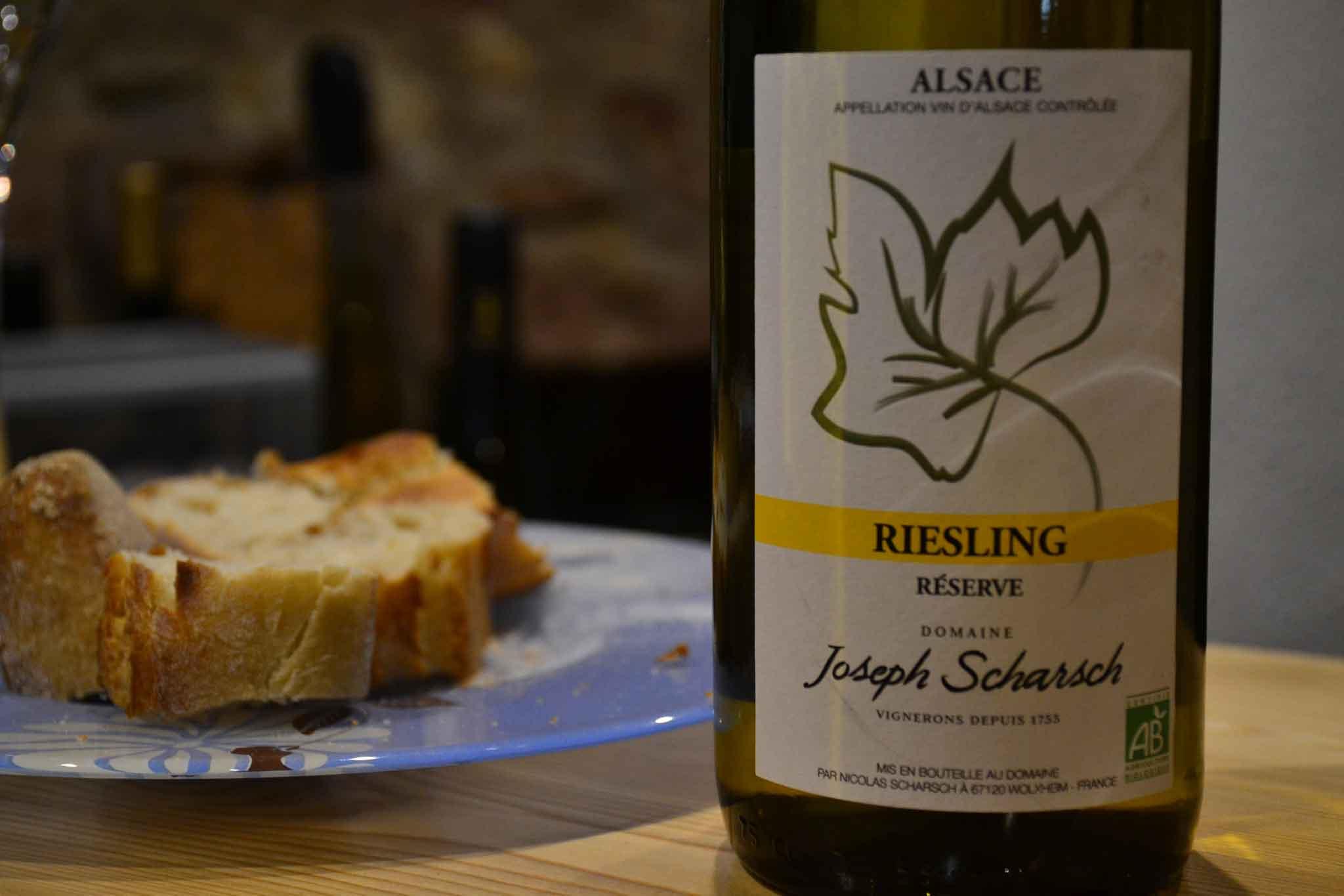 Alsazia Scharsch Riesling