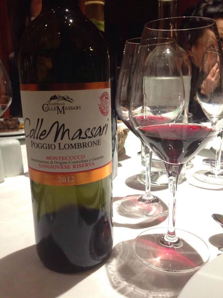 Colle Massari vino Poggio Lombrone