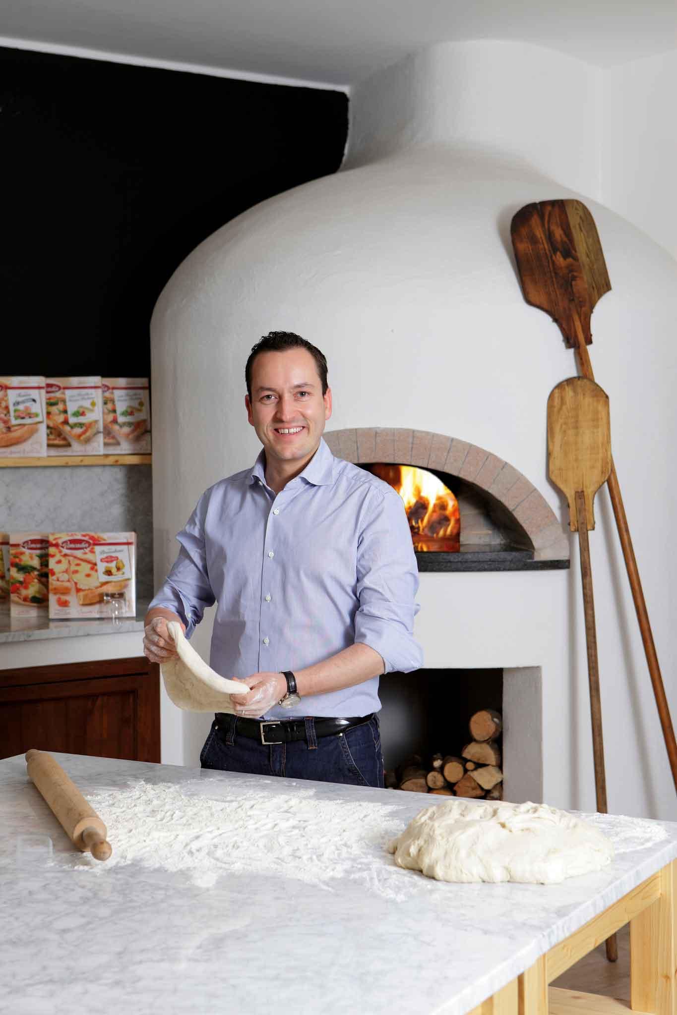 Dario Roncadin pizza