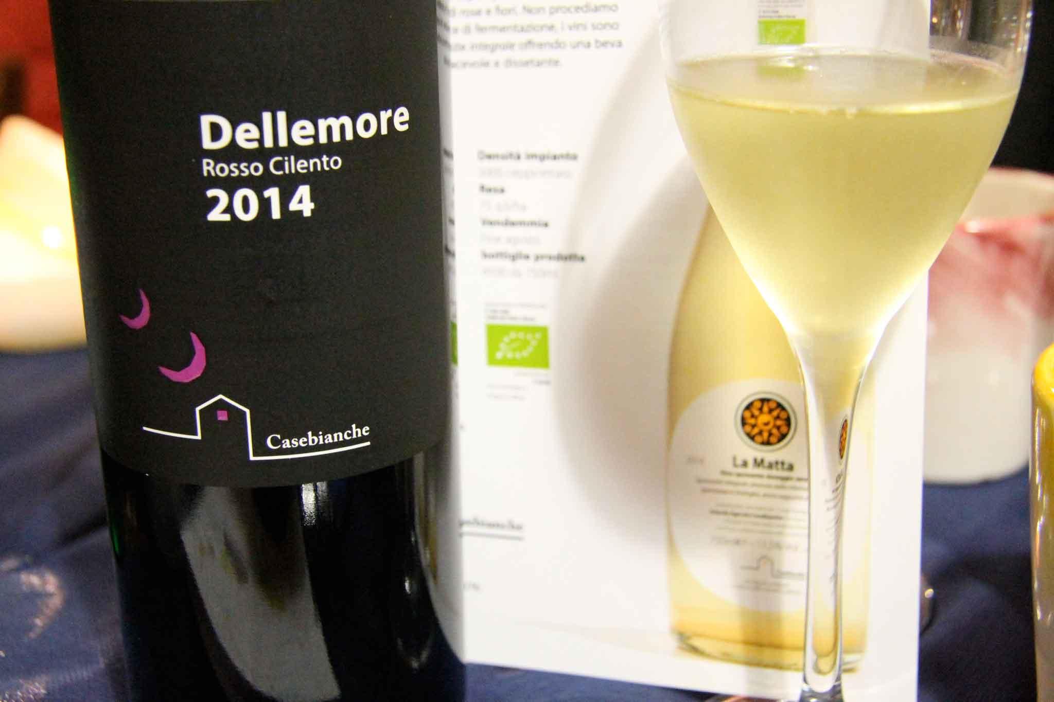 Dellemore vino Casebianche