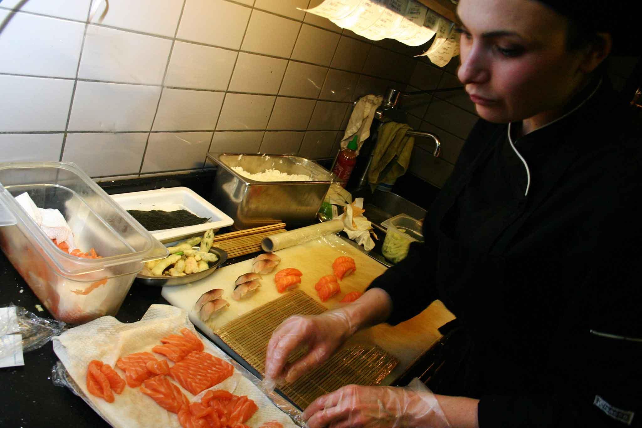 Federica Ferranti chef