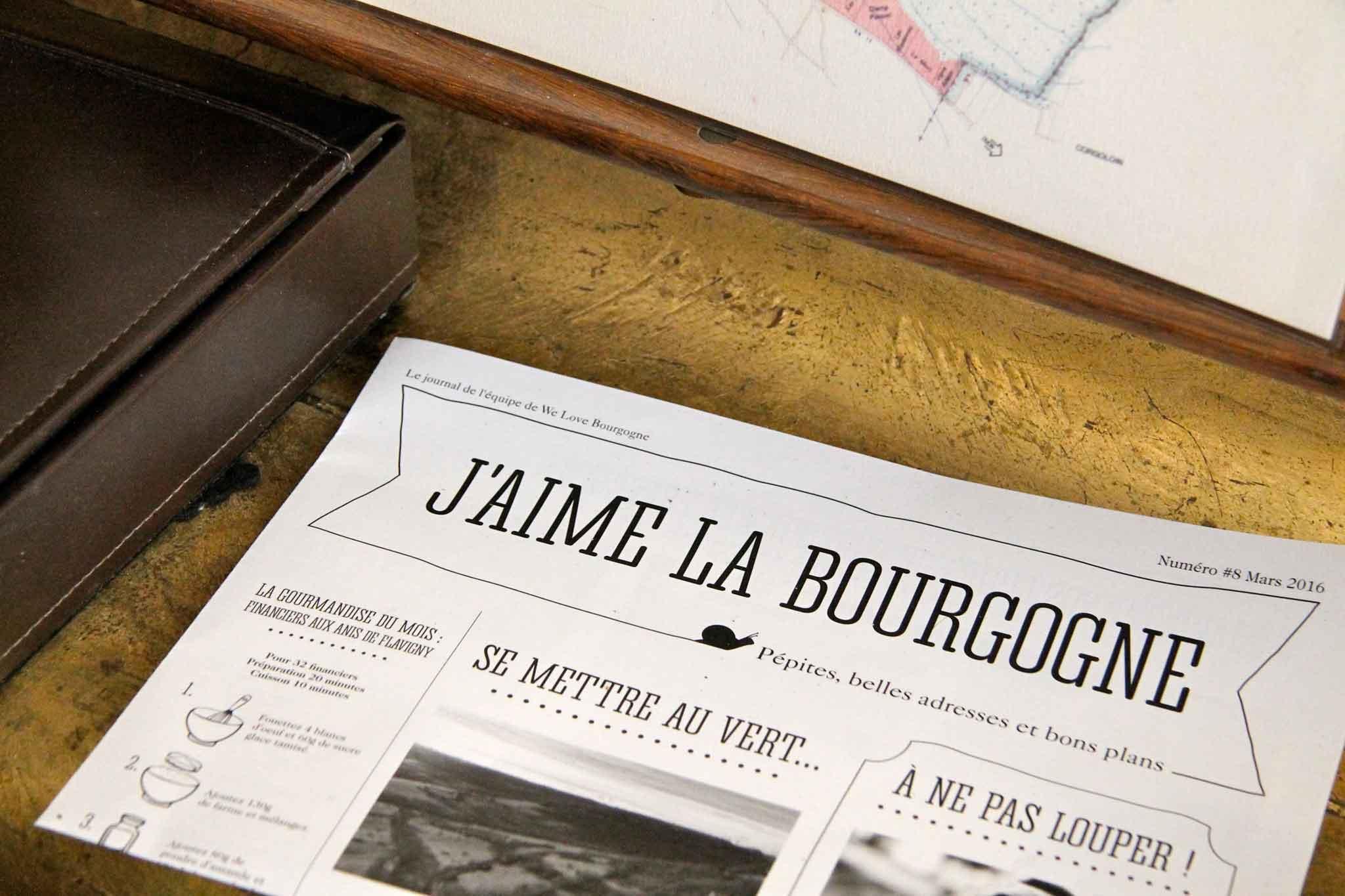 Io amo la Borgogna