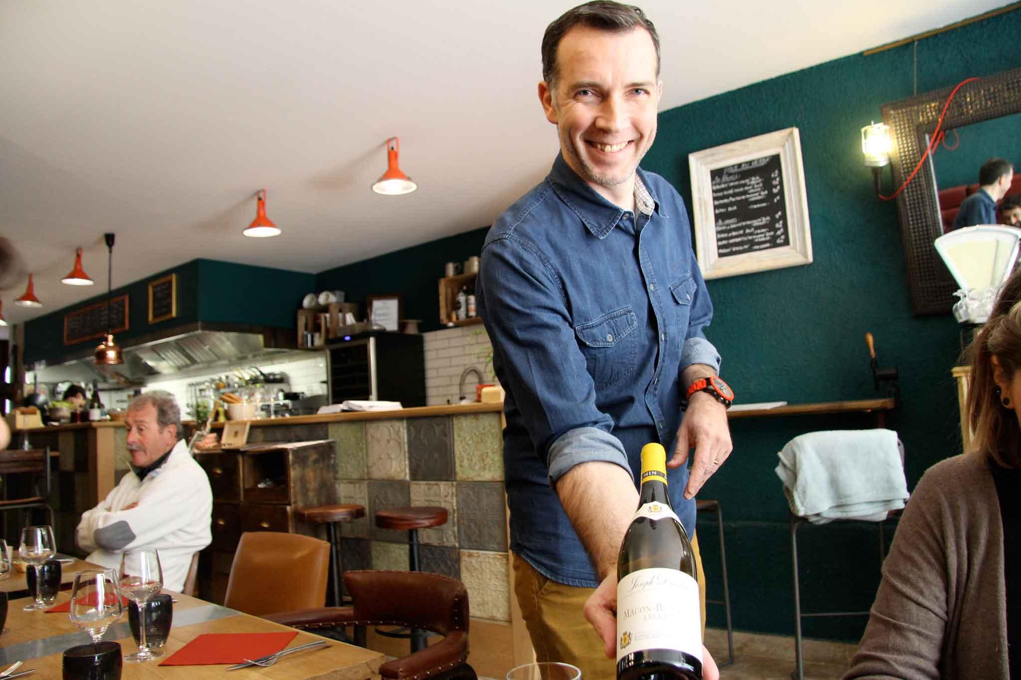 La buissonniere vino
