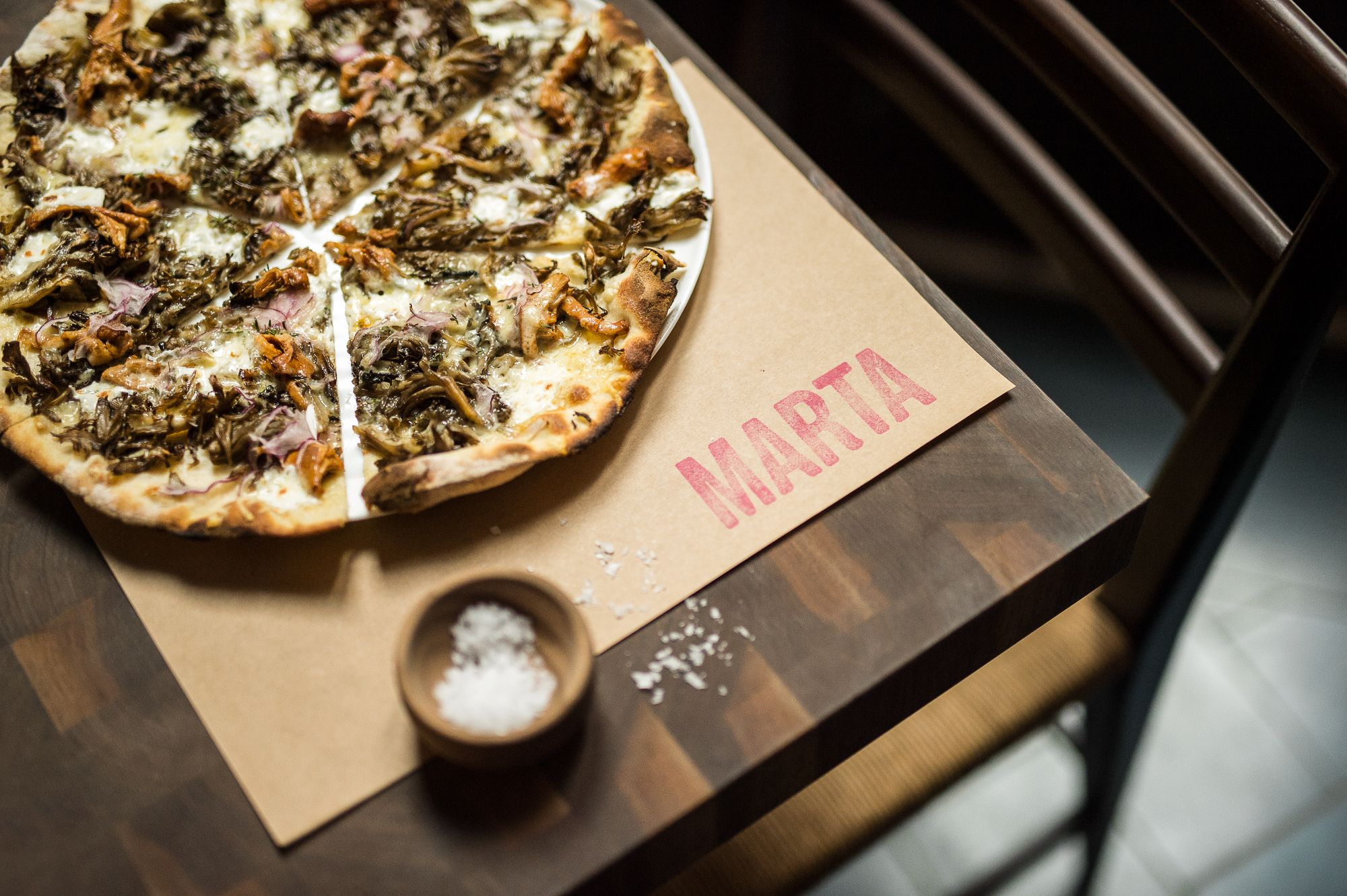 Marta pizza