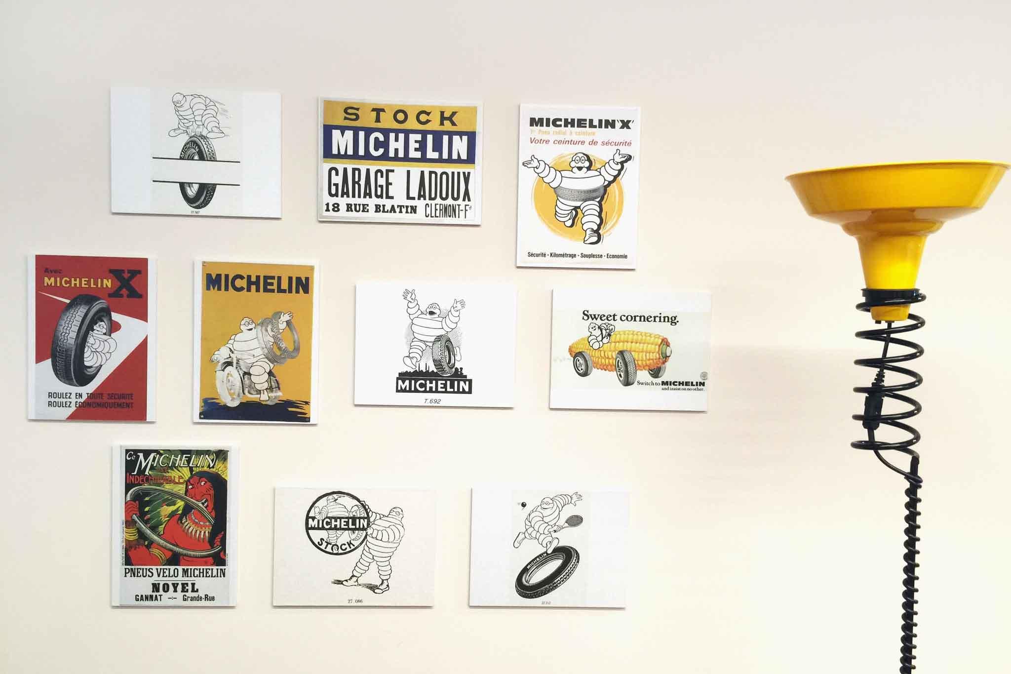 Michelin affiche