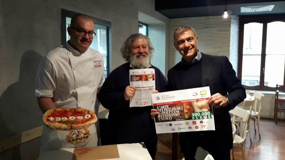 Pezzella Lello Arena pizza unesco