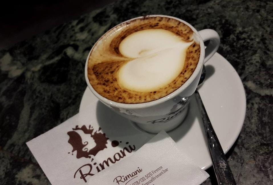 Rimani caffè firenze viale europa