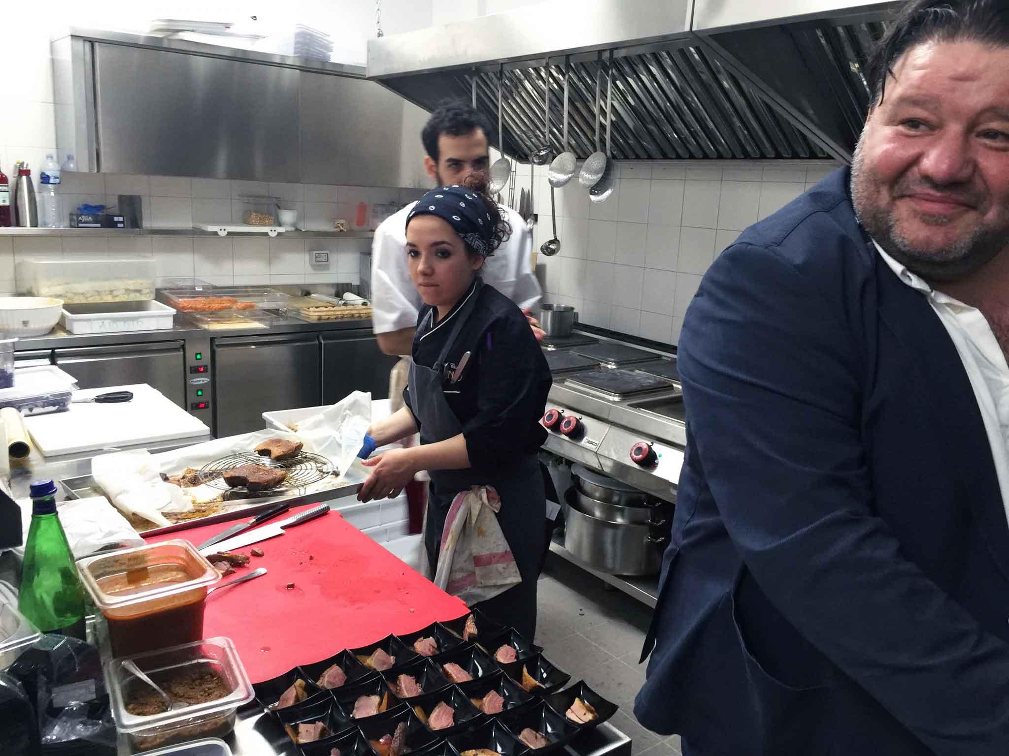 Sbanco Callegari cucina