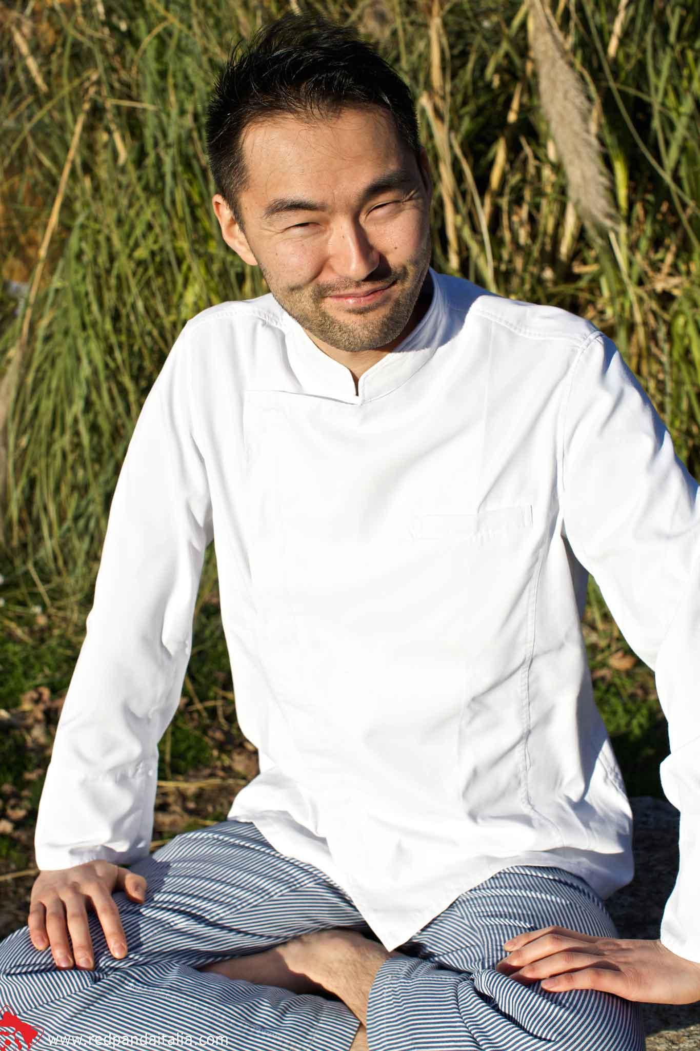 Takeshi Iwai chef