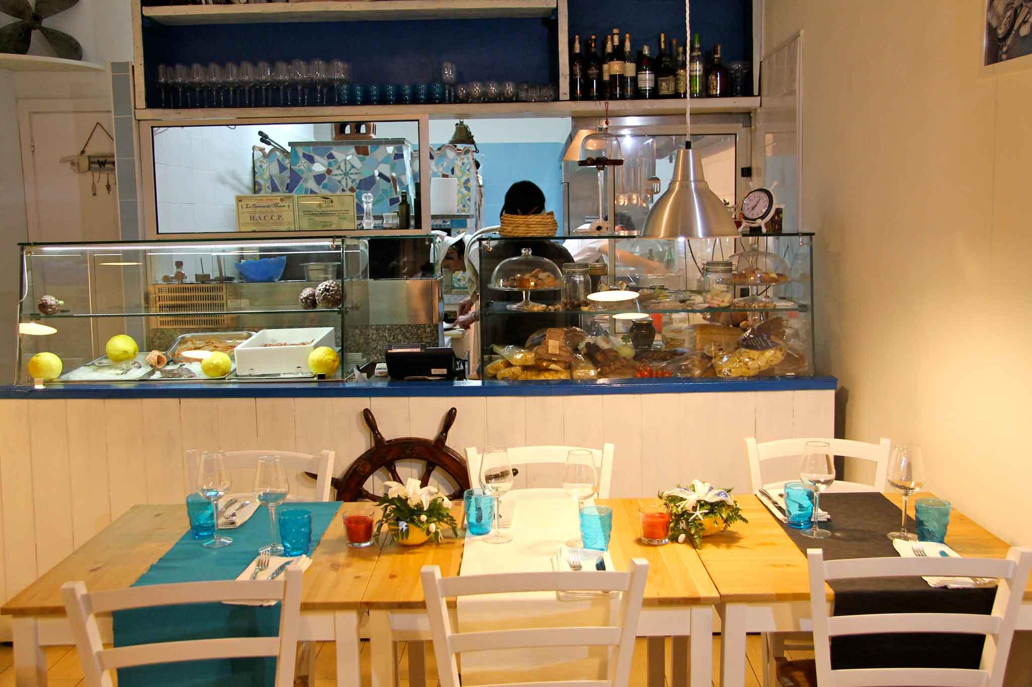 Taverna del Mozzo Marina di Camerota