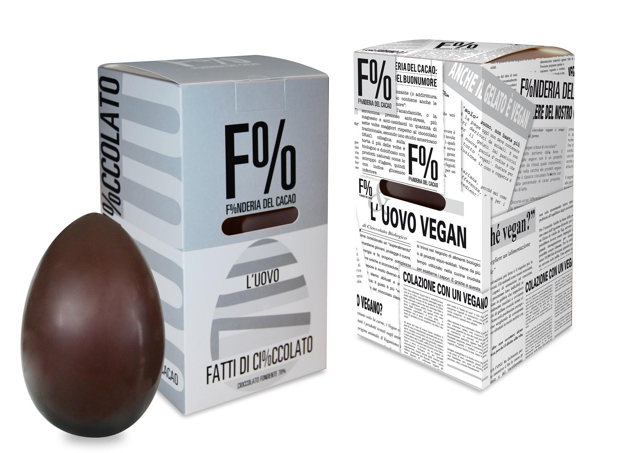 Uovo di Pasqua Vegan