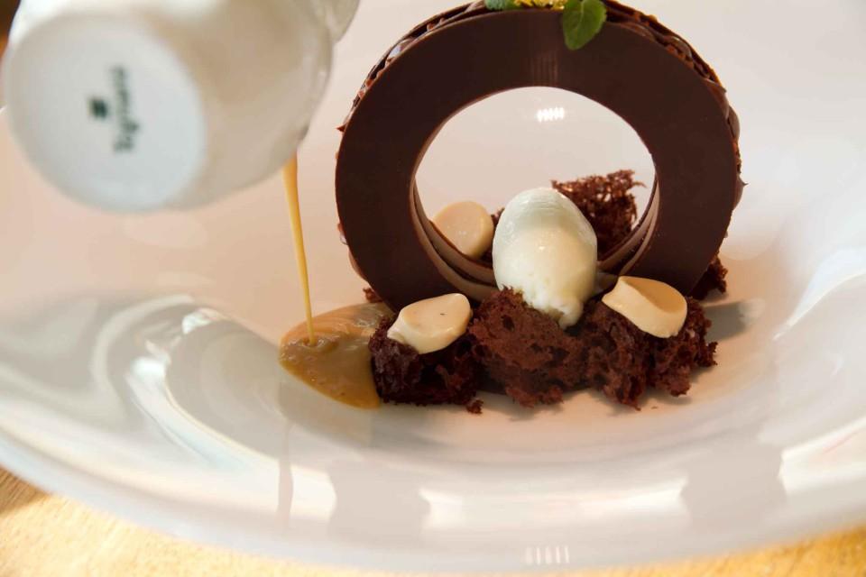 anello cioccolato