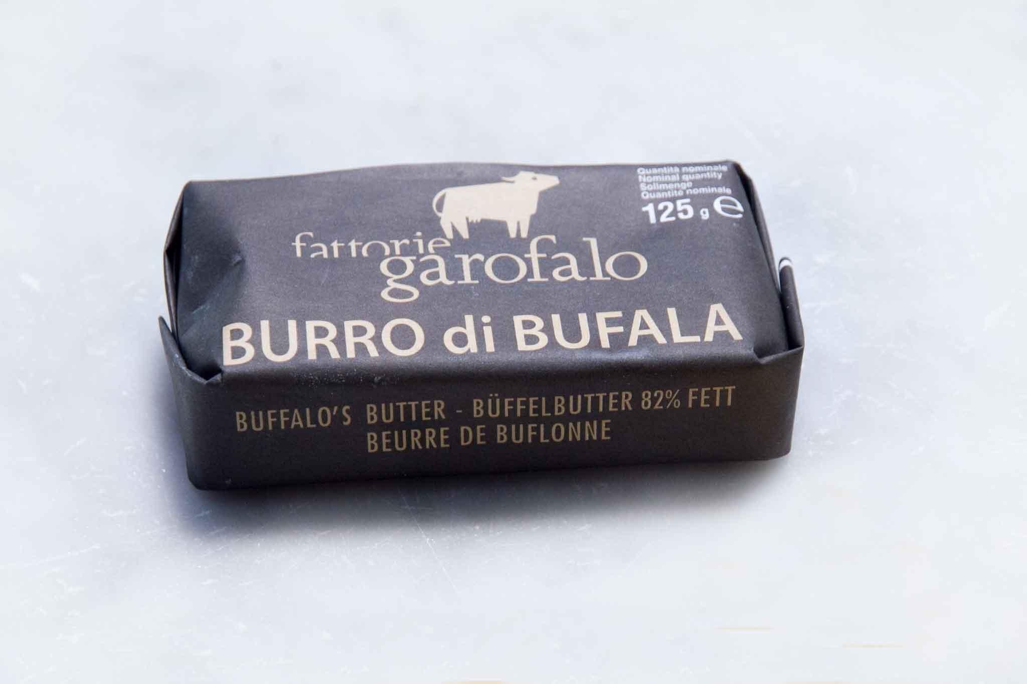 burro di bufala