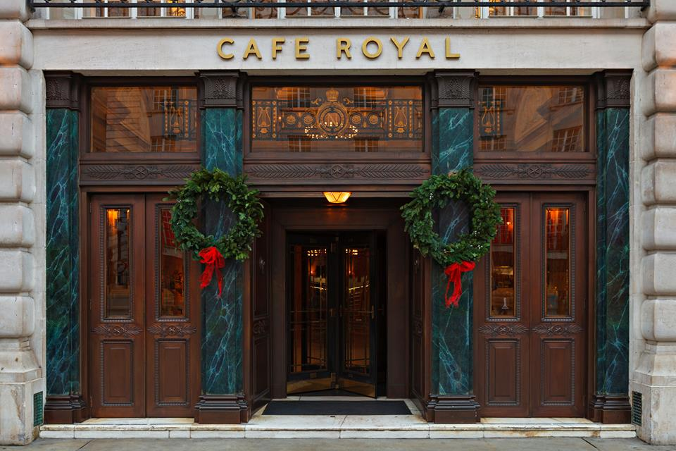 cafè royale Londra