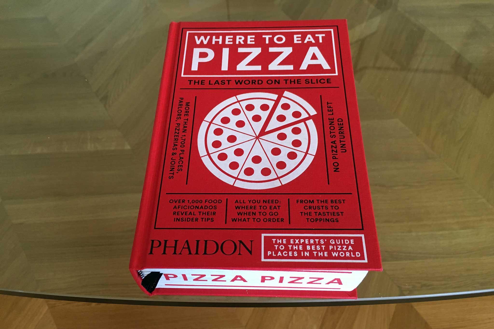 copertina libro pizza Daniel Young