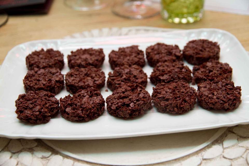 croccanti cioccolato