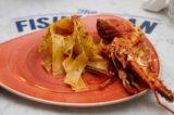Fisherman: ottimo ristorante di pesce a Roma, ma travestito da hamburgeria