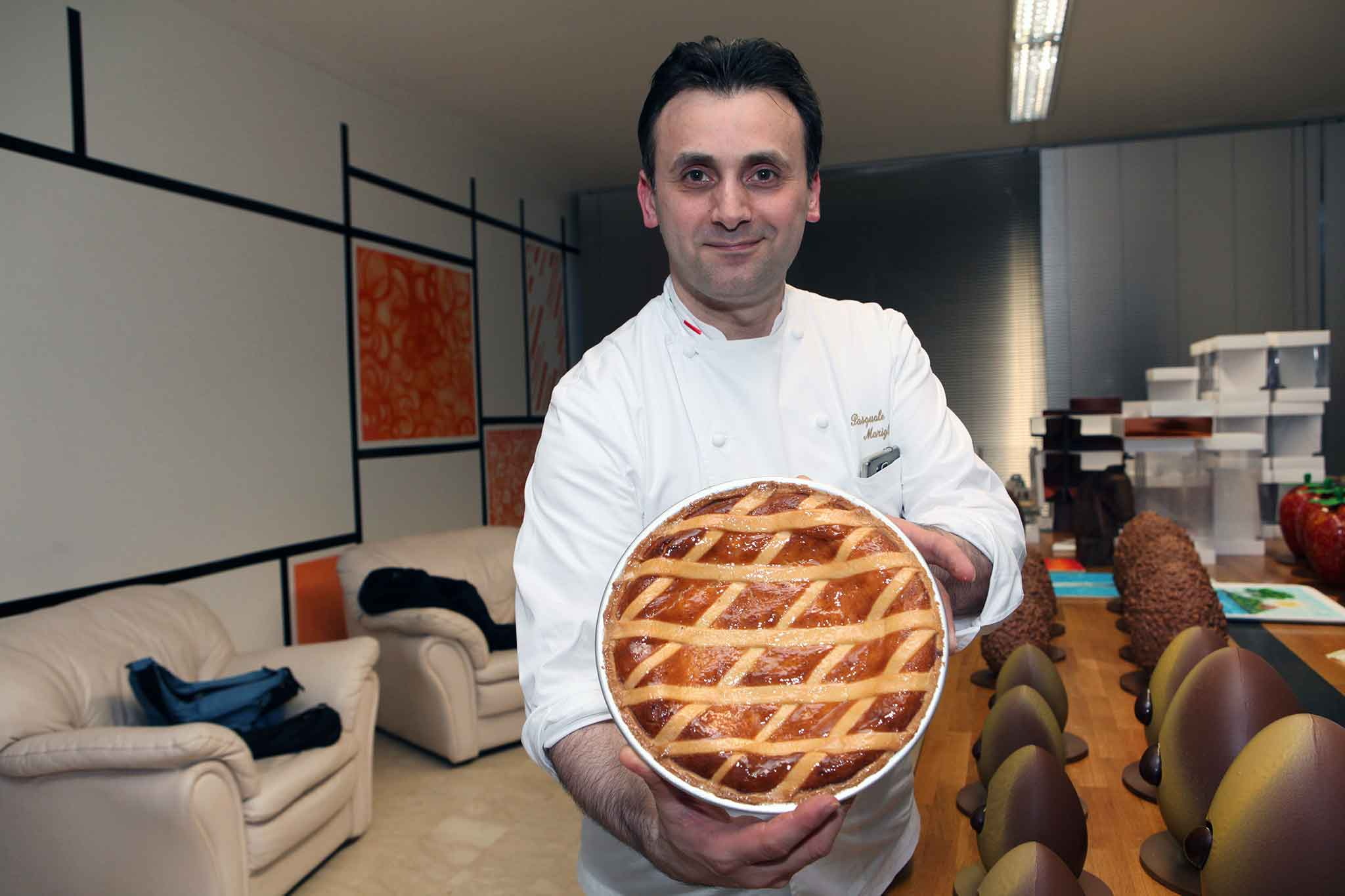 pastiera Pasquale Marigliano