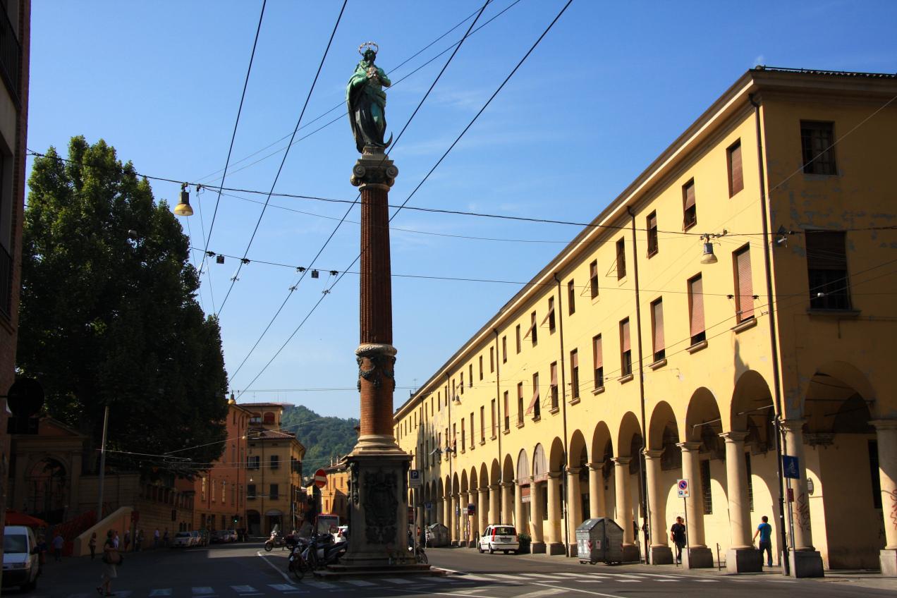 piazza Malpighi